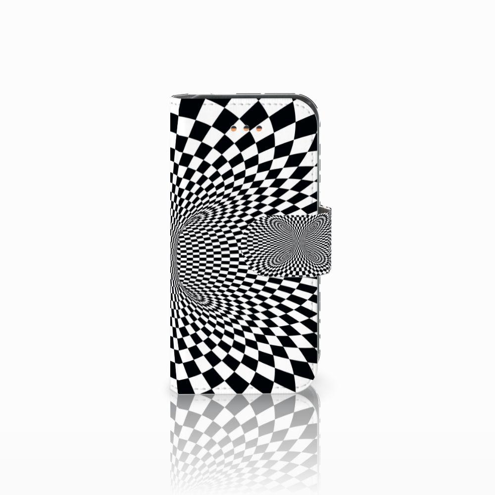 Apple iPhone 5C Bookcase Illusie