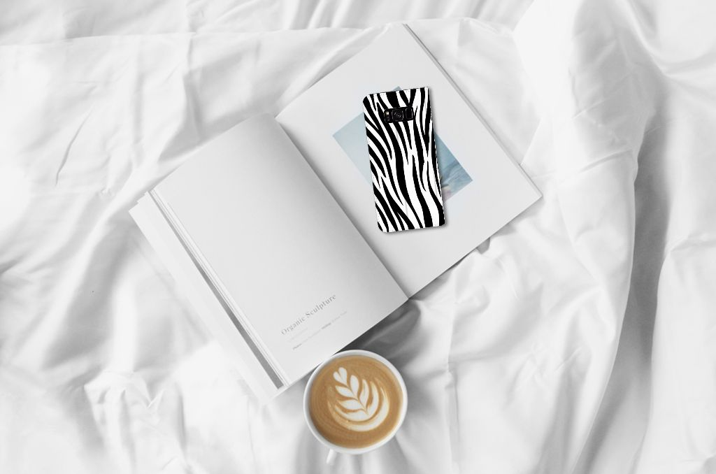 Samsung Galaxy S8 Plus Hoesje maken Zebra