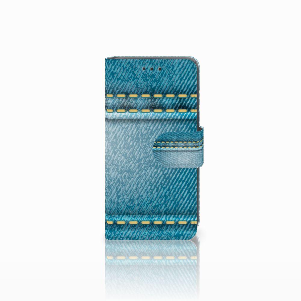 Nokia Lumia 630 Boekhoesje Design Jeans
