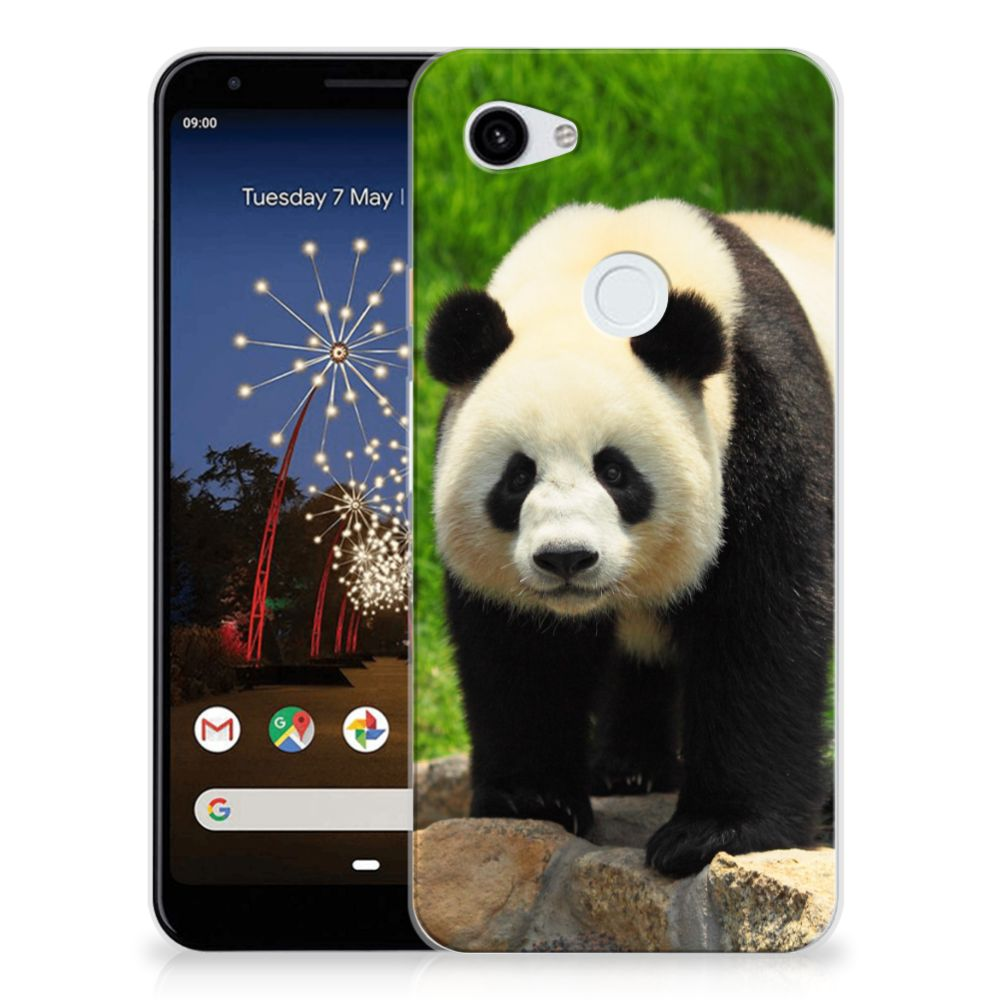 Google Pixel 3A XL TPU Hoesje Panda