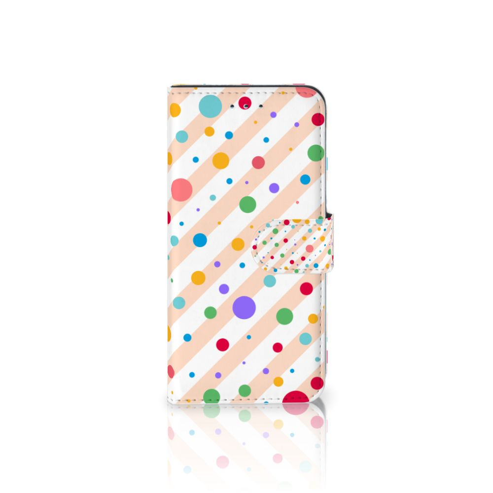 Samsung Galaxy S7 Edge Boekhoesje Design Dots
