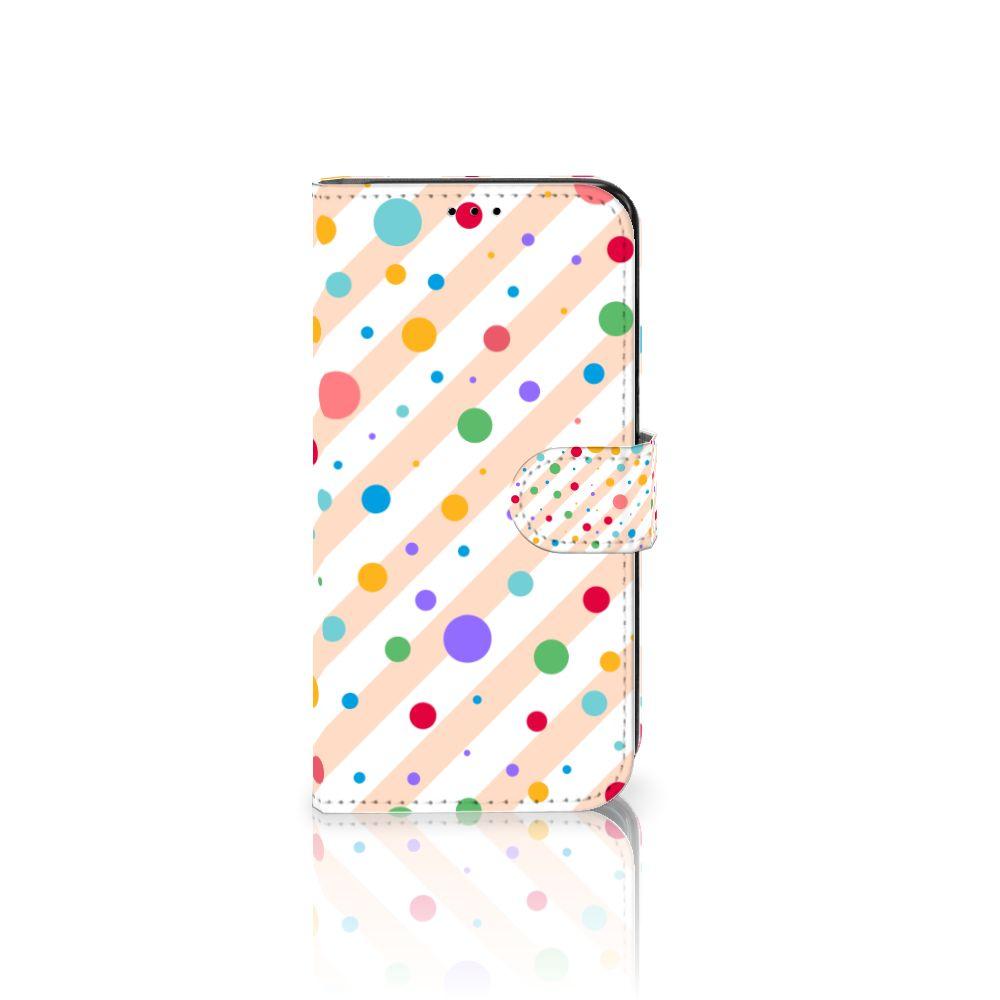 Samsung Galaxy S7 Edge Telefoon Hoesje Dots