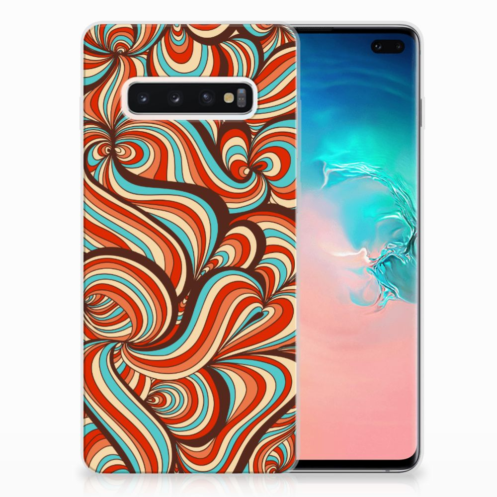 Samsung Galaxy S10 Plus Hoesje maken Retro