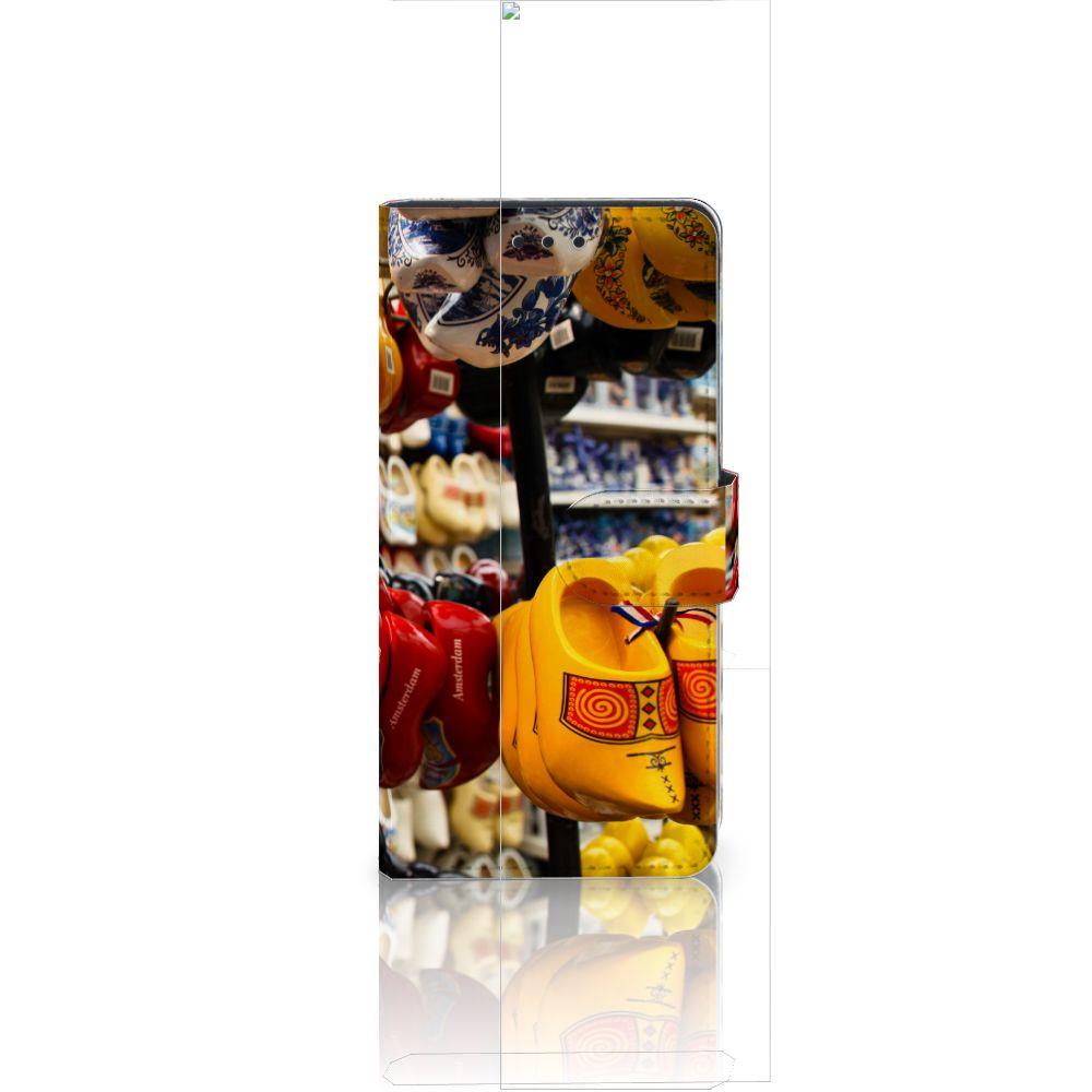 Huawei Ascend P8 Lite Flip Cover Klompen