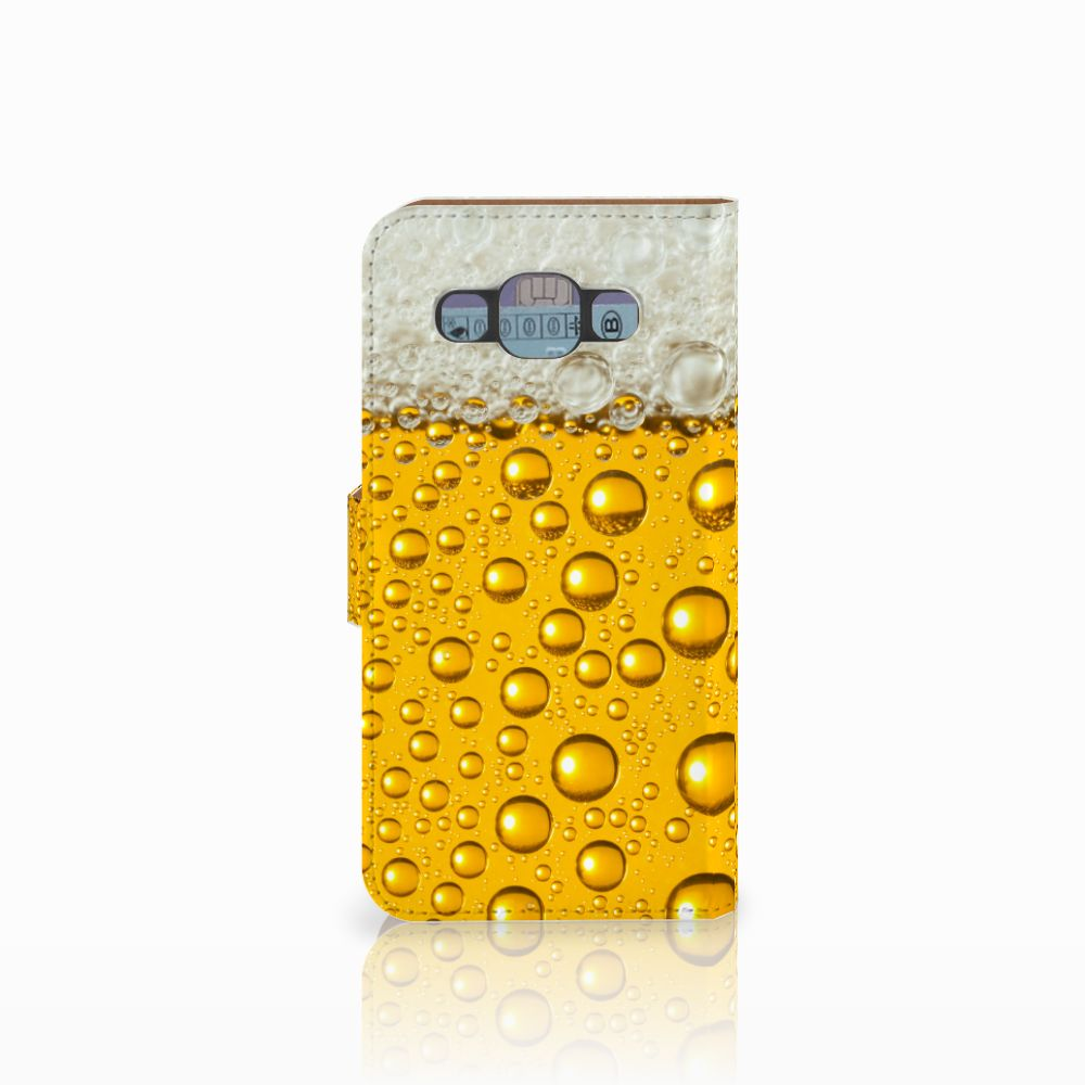 Samsung Galaxy E5 Book Cover Bier