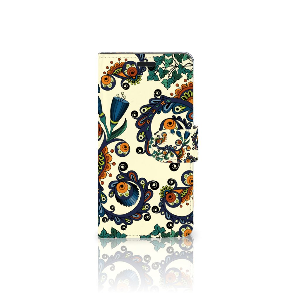 HTC 10 Boekhoesje Design Barok Flower