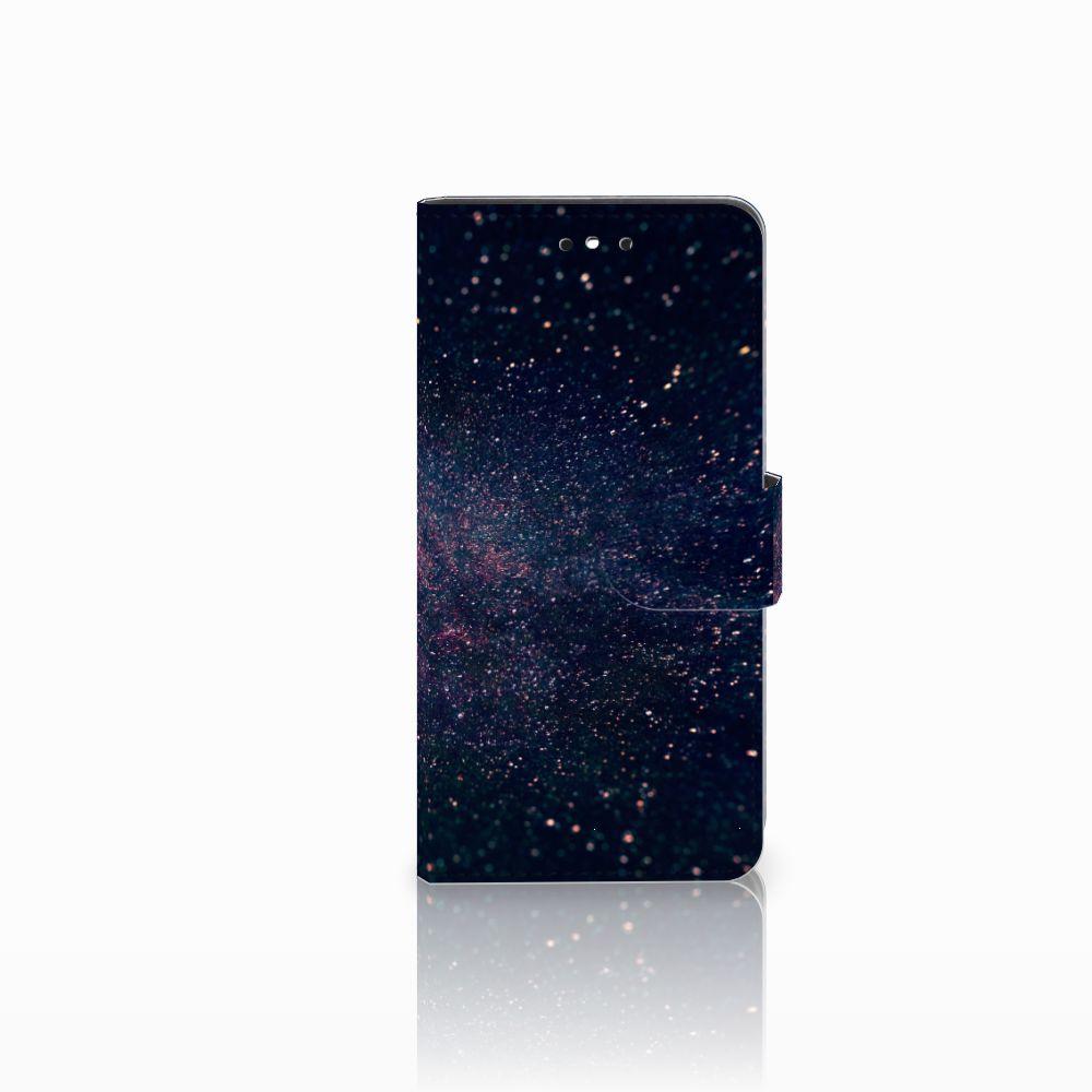 Huawei P8 Lite Smart (GR3) Bookcase Stars