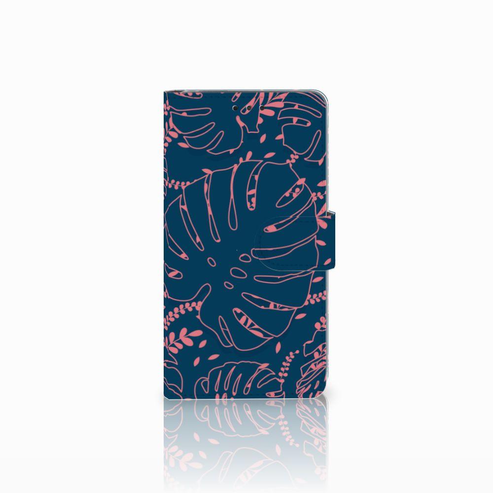 LG G4 Boekhoesje Design Palm Leaves