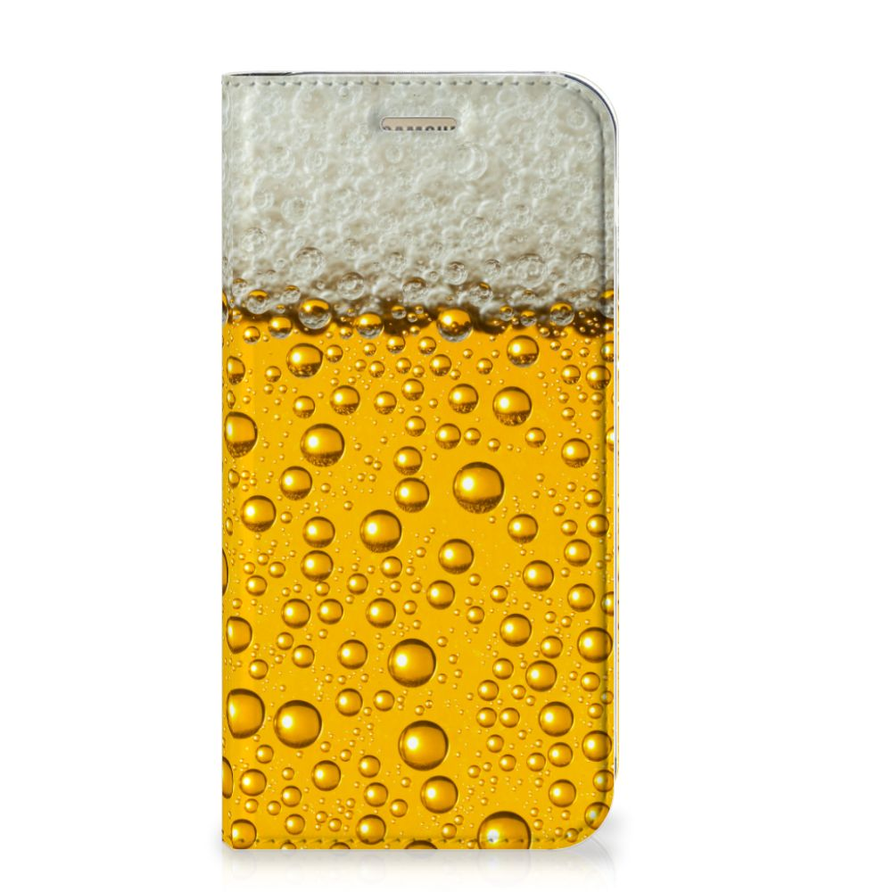 Samsung Galaxy A5 2017 Flip Style Cover Bier
