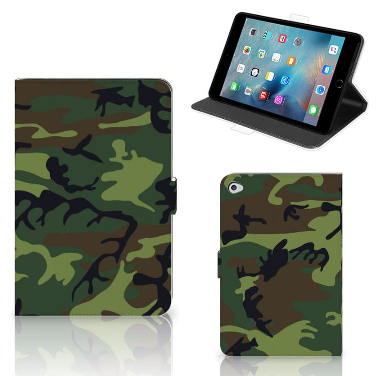 Apple iPad Mini 5 Tablet Hoes Army Dark