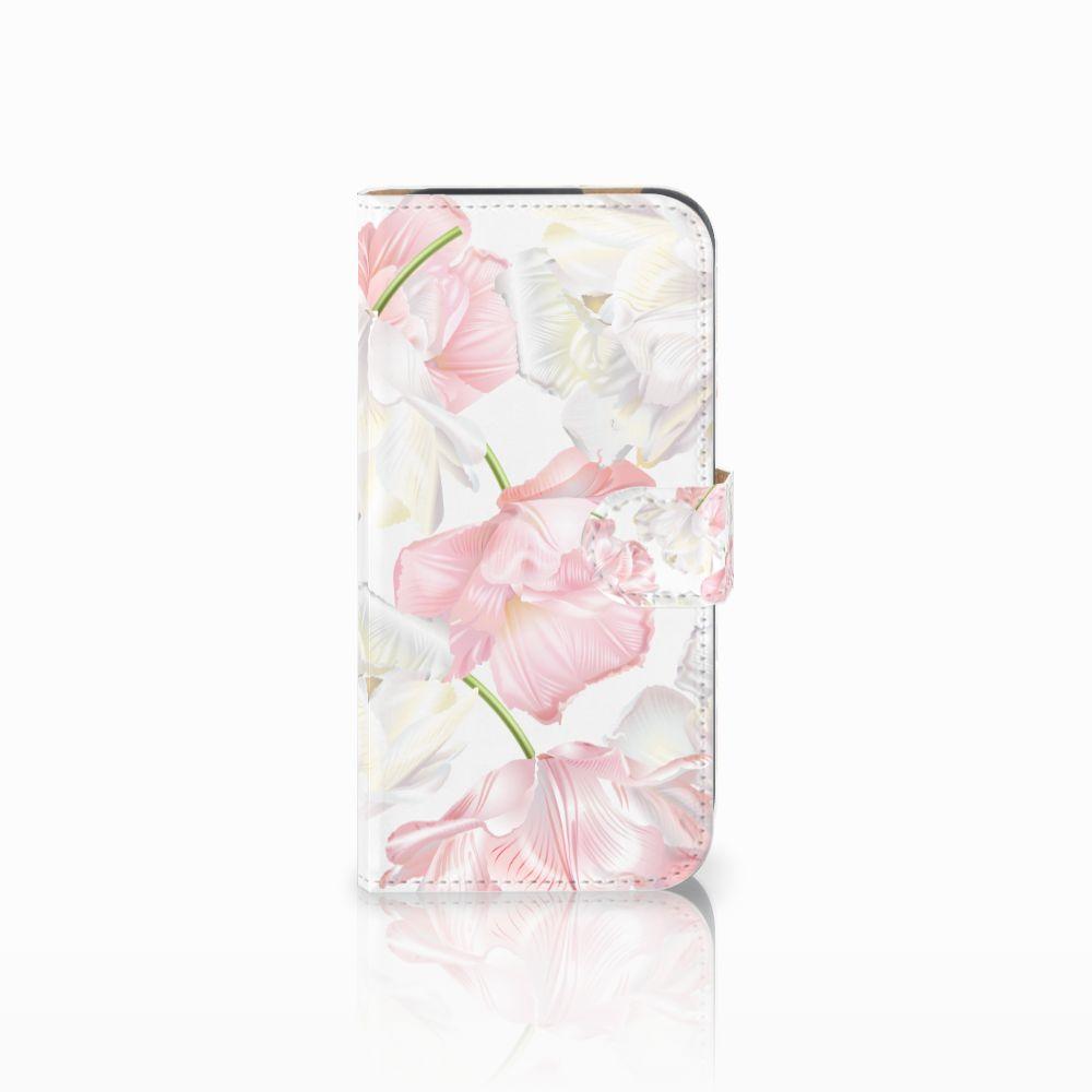 HTC One M8 Boekhoesje Design Lovely Flowers