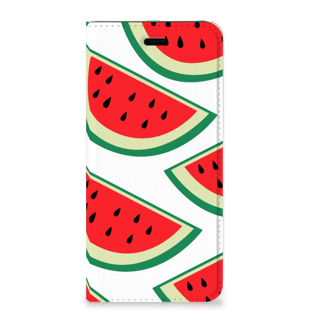 Huawei P10 Flip Style Cover Watermelons