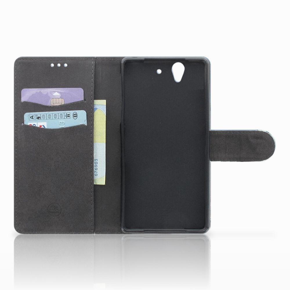 Sony Xperia Z Flip Cover Vrijheidsbeeld