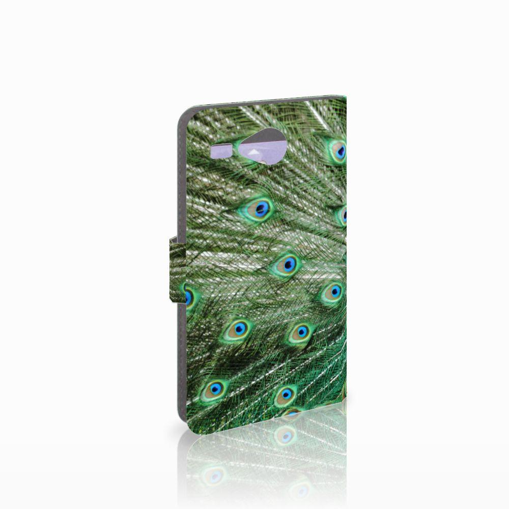 Acer Liquid Z520 Boekhoesje Design Pauw