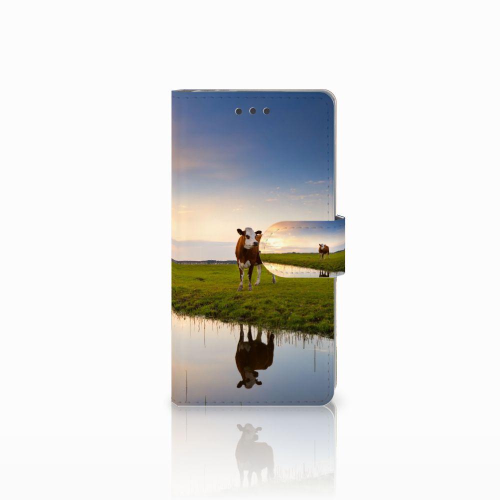 Sony Xperia E5 Boekhoesje Design Koe