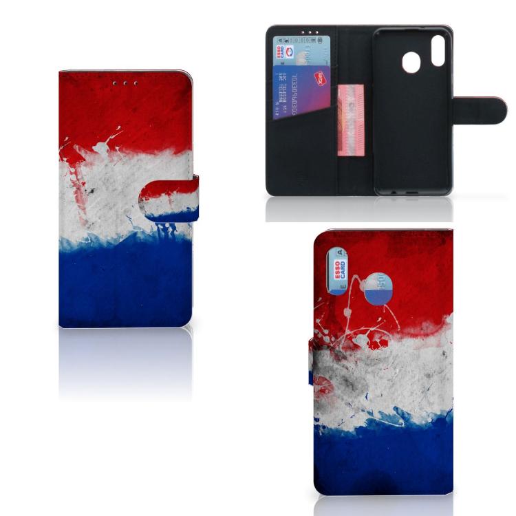Samsung Galaxy M20 Bookstyle Case Nederland