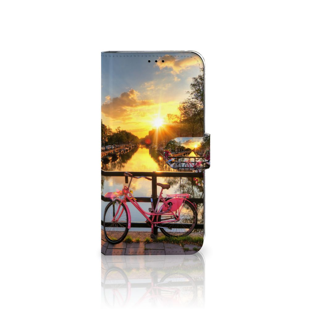 Apple iPhone Xs Max Uniek Boekhoesje Amsterdamse Grachten