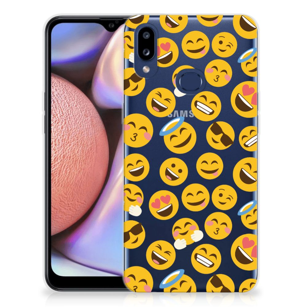 Samsung Galaxy A10s TPU bumper Emoji