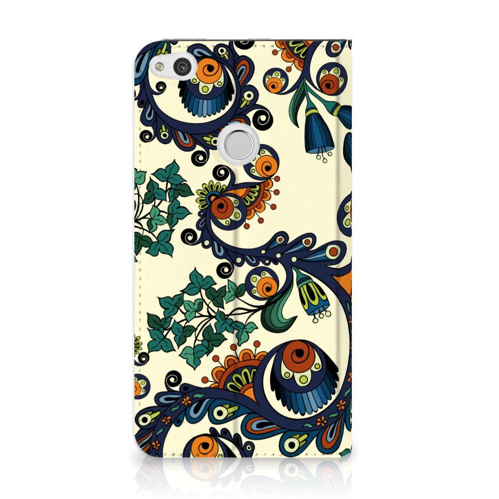 Telefoon Hoesje Huawei P8 Lite 2017 Barok Flower