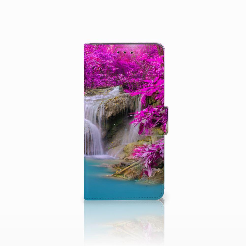 Samsung Galaxy J6 Plus (2018) Flip Cover Waterval