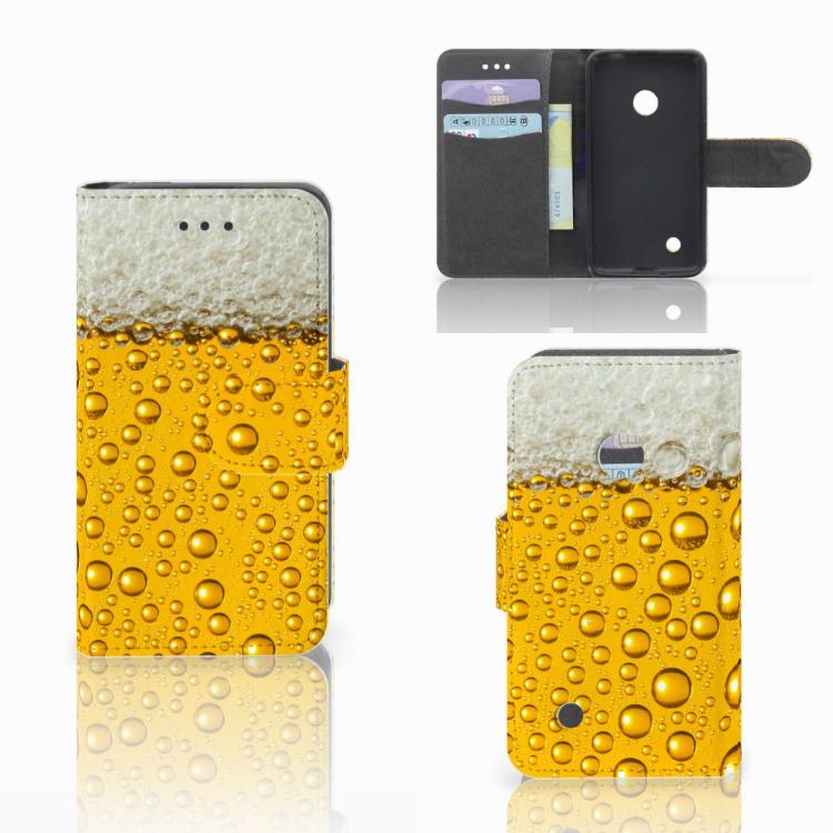 Nokia Lumia 530 Book Cover Bier