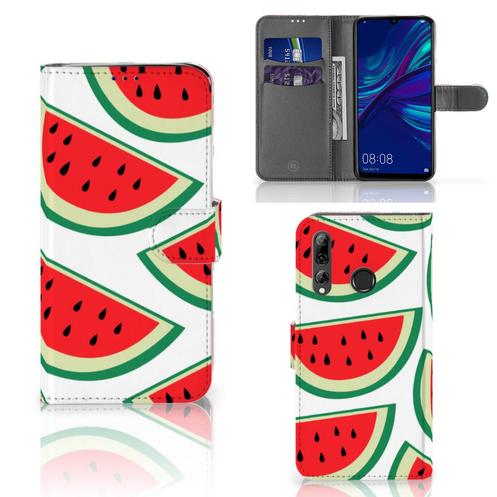 Huawei P Smart 2019 Book Cover Watermelons