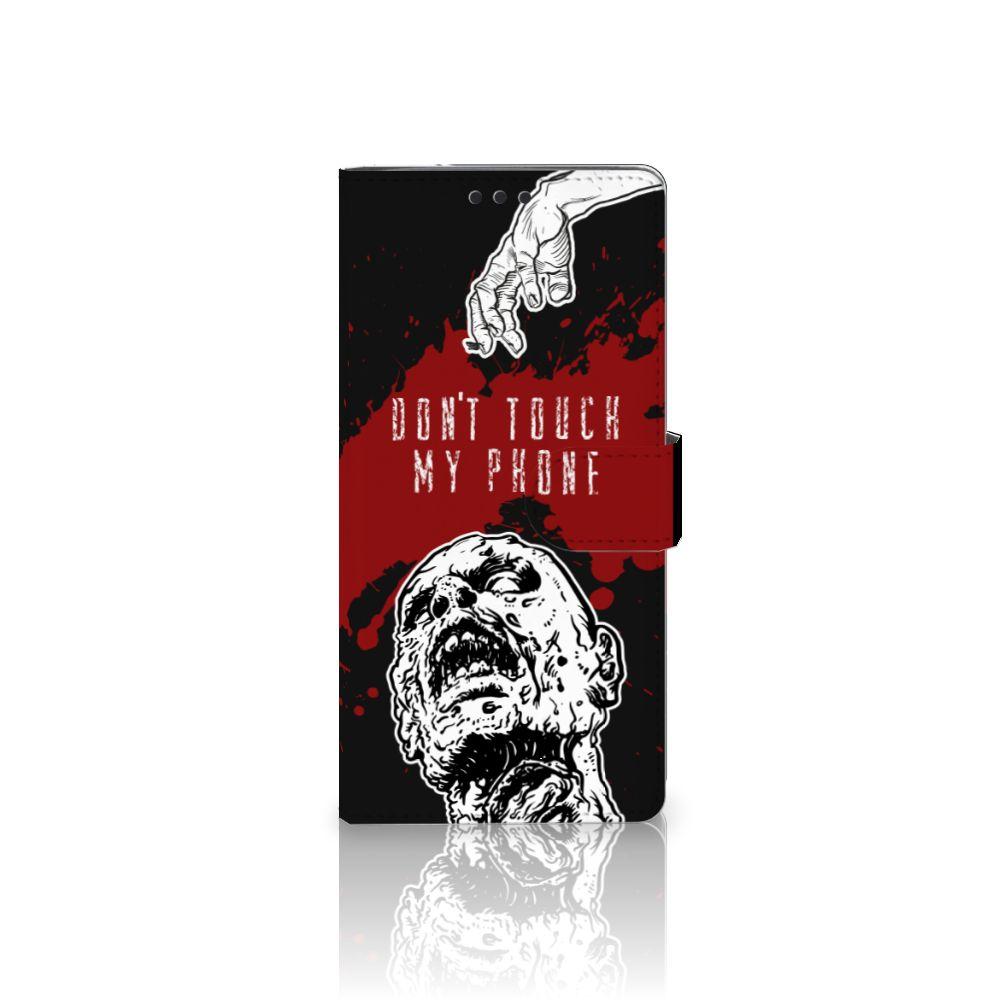 Sony Xperia XA Ultra Boekhoesje Design Zombie Blood