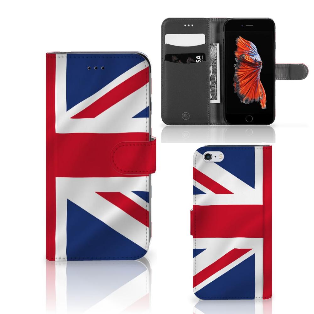 Apple iPhone 6 Plus | 6s Plus Bookstyle Case Groot-Brittannië