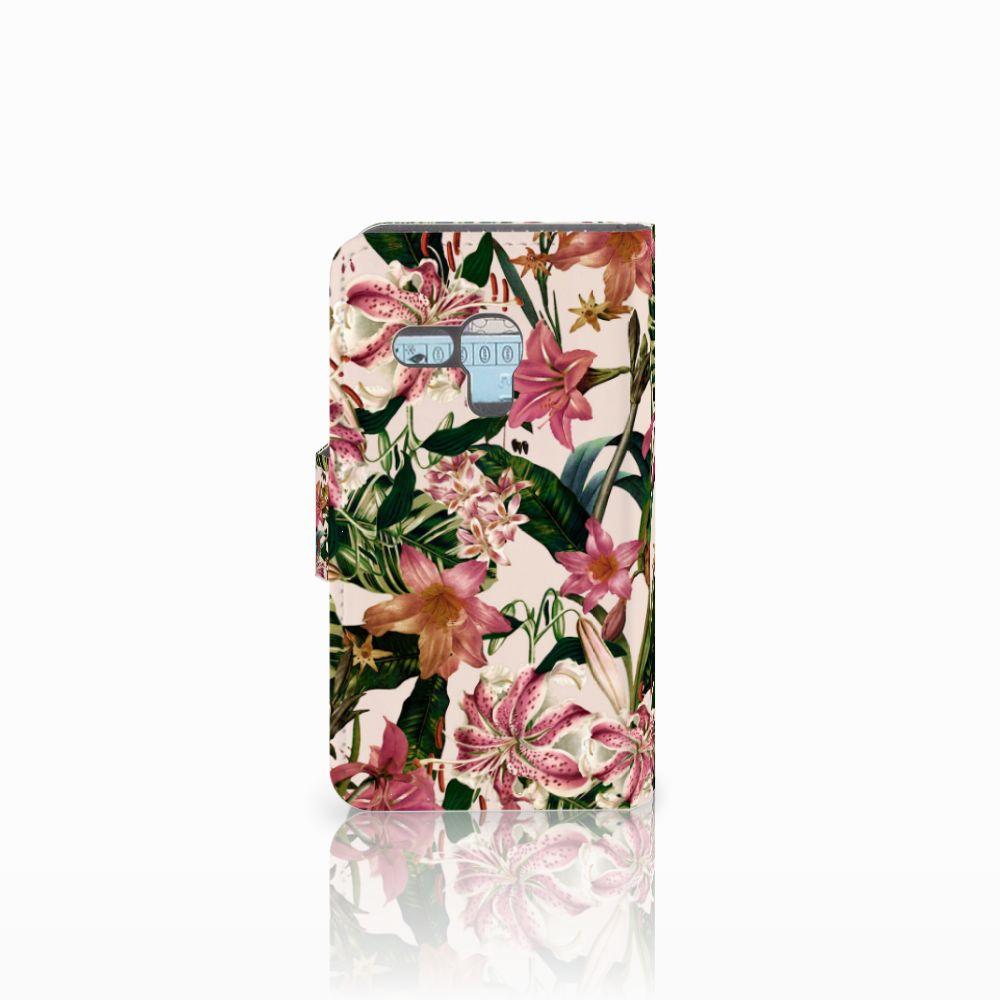 Samsung Galaxy S3 Mini Hoesje Flowers