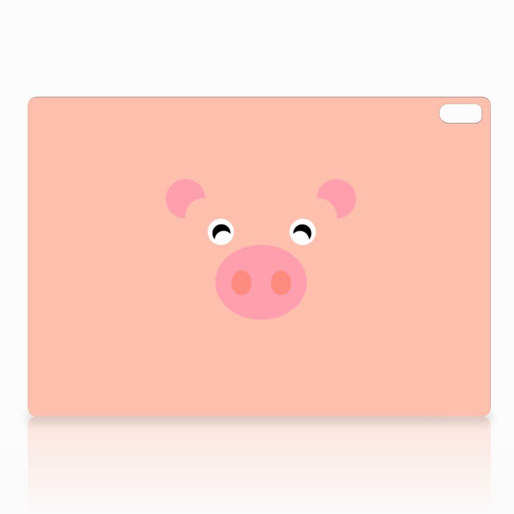 Lenovo Tab 4 10.1 Uniek Tablethoesje Pig