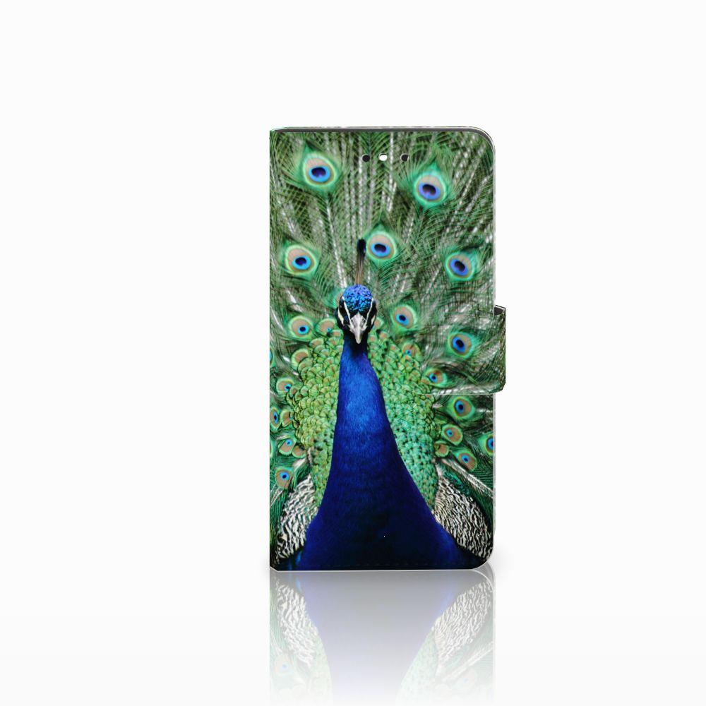 Huawei P8 Lite Smart (GR3) Boekhoesje Design Pauw