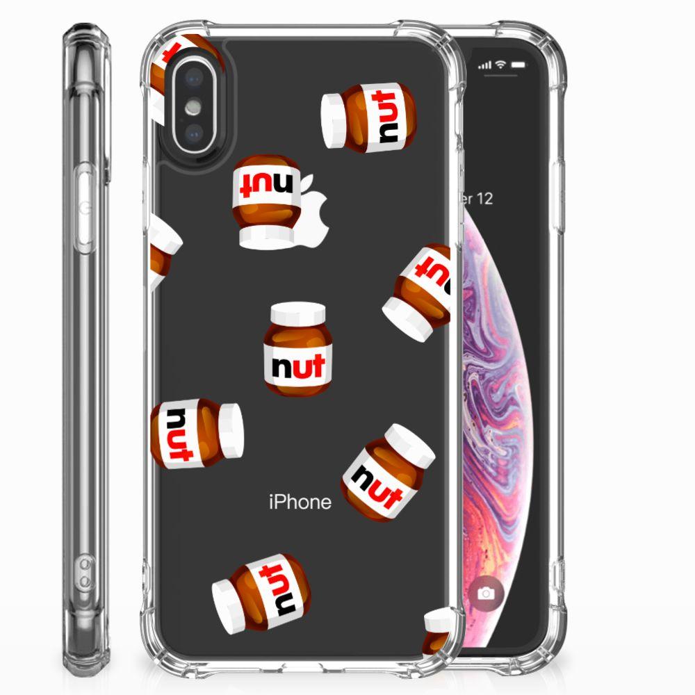 Apple iPhone X | Xs Beschermhoes Nut Jar