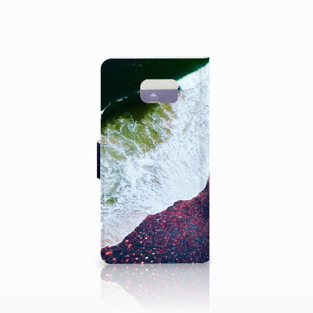 Samsung Galaxy Note 5 Bookcase Sea in Space