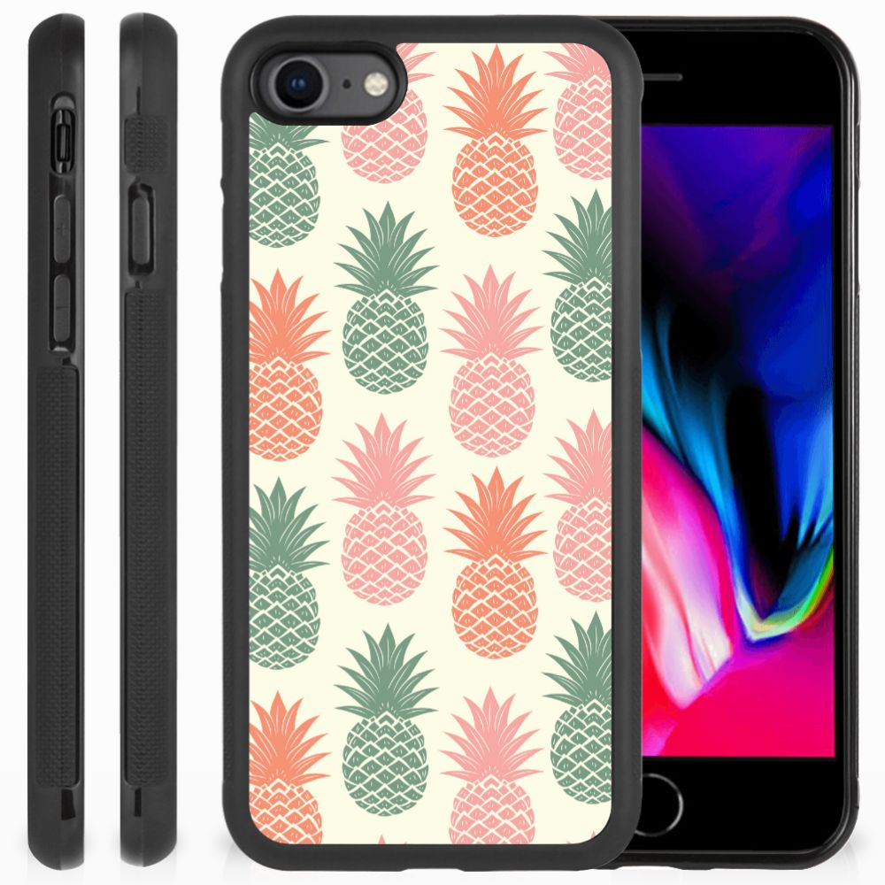 Apple iPhone 7 | 8 Silicone Case Ananas