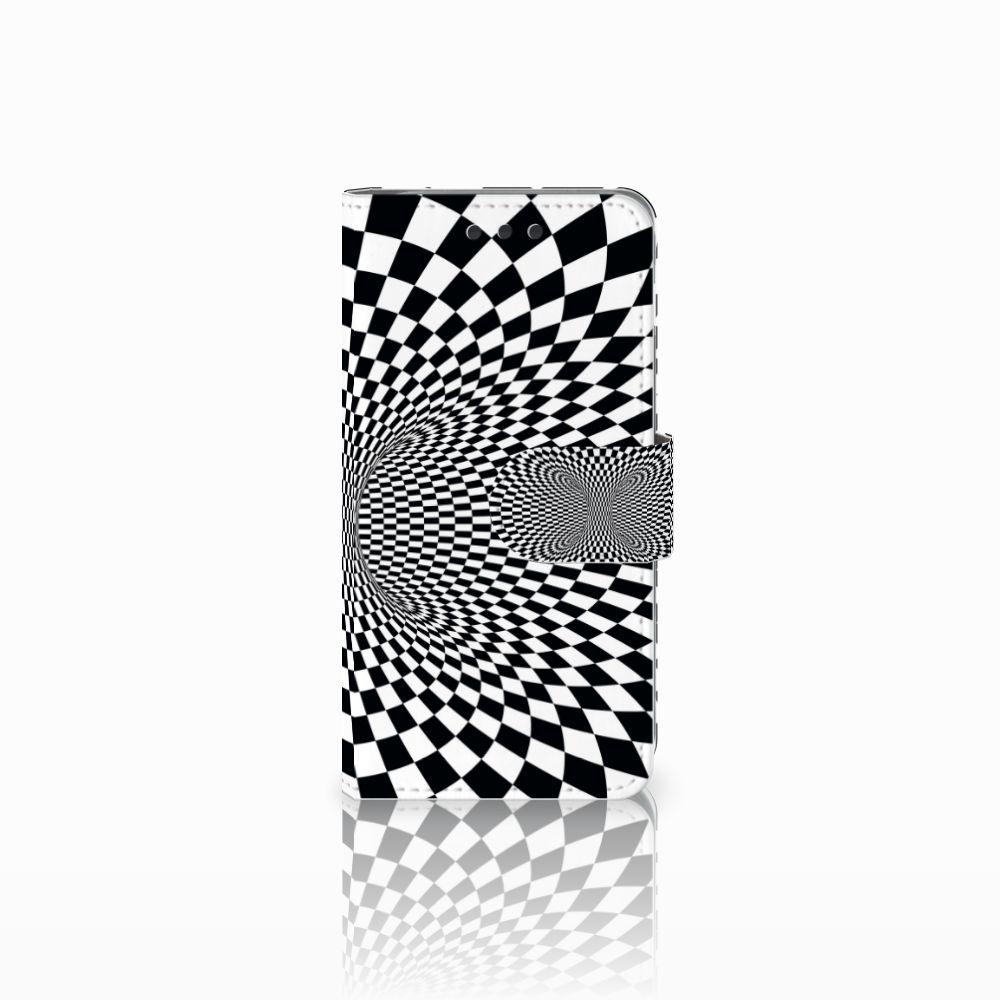 Samsung Galaxy A3 2016 Bookcase Illusie