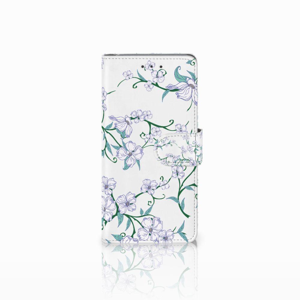 Samsung Galaxy Grand Prime | Grand Prime VE G531F Uniek Boekhoesje Blossom White