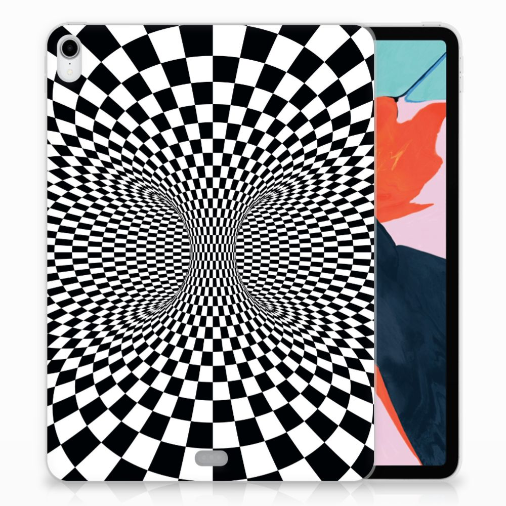Apple iPad Pro 11 inch (2018) TPU Hoesje Illusie
