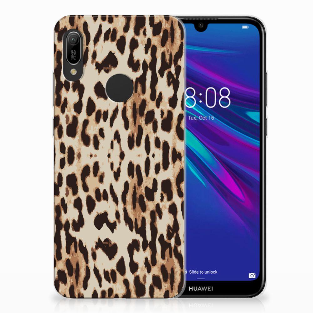 Huawei Y6 2019 | Y6 Pro 2019 Leuk Hoesje Leopard