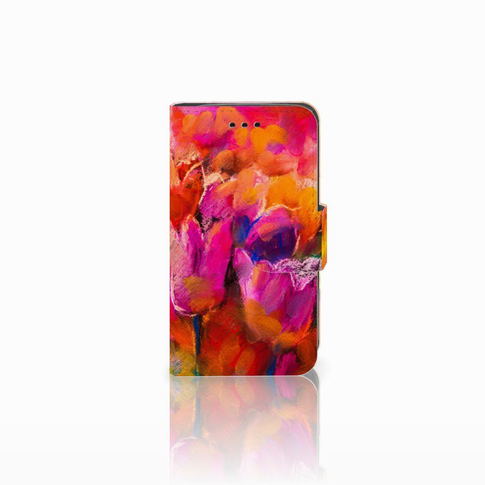 Samsung Galaxy Trend 2 Boekhoesje Design Tulips