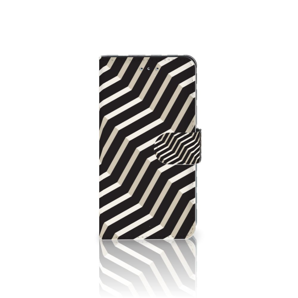 Samsung Galaxy J4 2018 Bookcase Illusion
