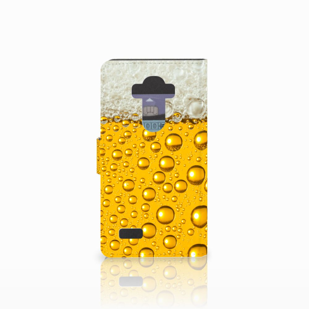 LG G4 Book Cover Bier