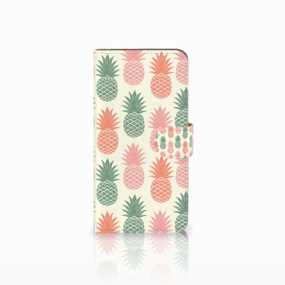 Huawei Nova Plus Boekhoesje Design Ananas