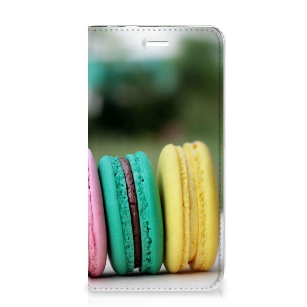 Huawei P8 Lite 2017 Flip Style Cover Macarons