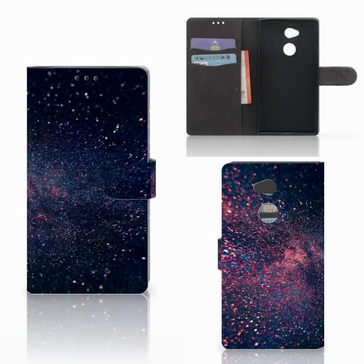 Sony Xperia XA2 Ultra Bookcase Stars
