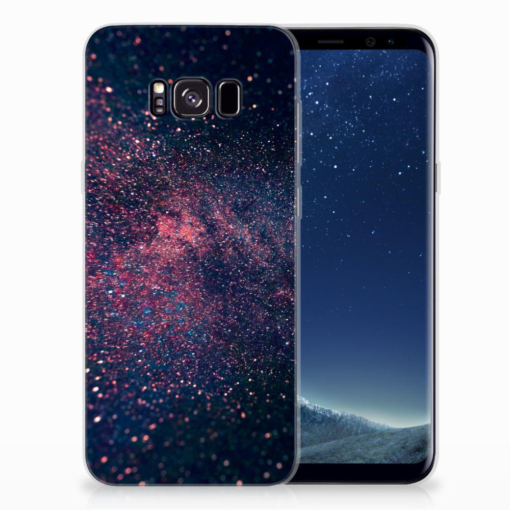 Samsung Galaxy S8 Plus TPU Hoesje Stars