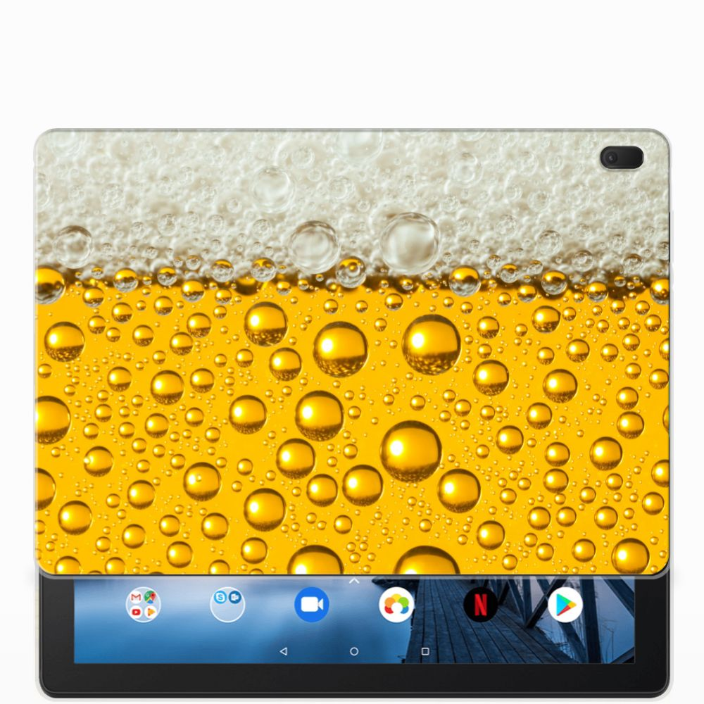 Lenovo Tab E10 Tablet Cover Bier