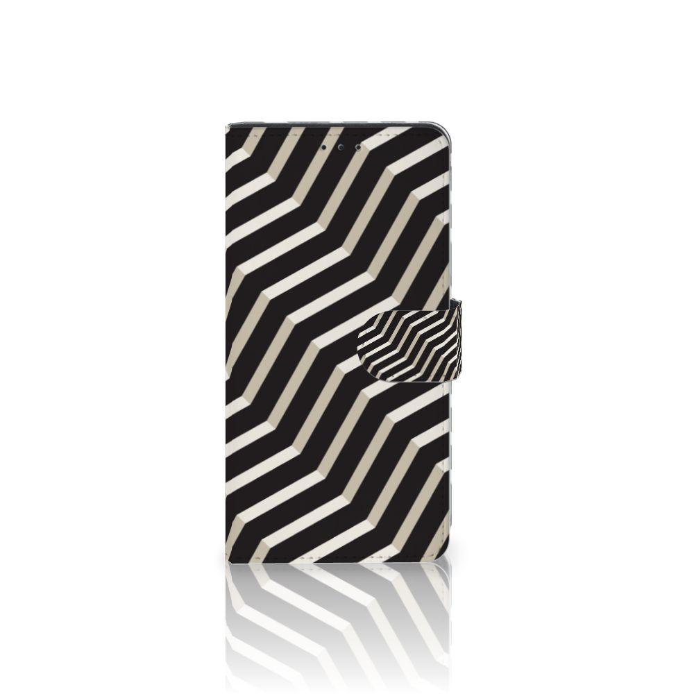 Samsung Galaxy A7 (2018) Boekhoesje Design Illusion