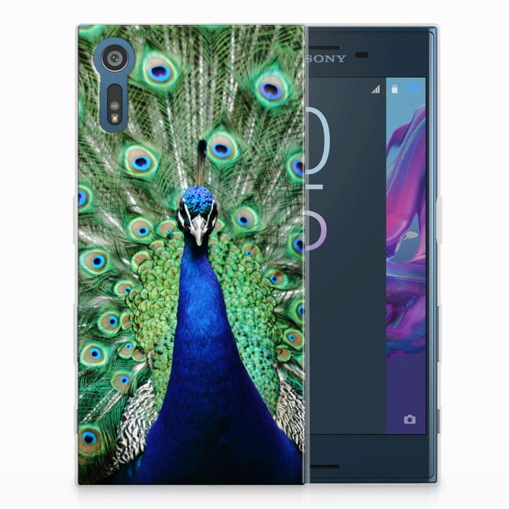 Sony Xperia XZs | XZ TPU Hoesje Pauw