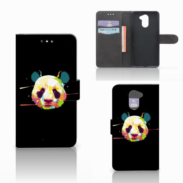 Huawei Y7 2017 | Y7 Prime 2017 Leuke Hoesje Panda Color