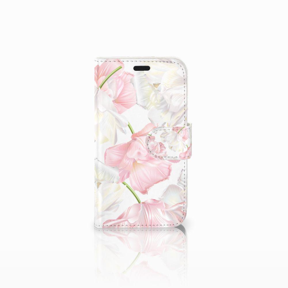 LG L Fino Boekhoesje Design Lovely Flowers